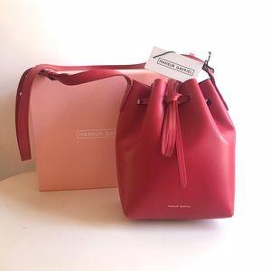 Mansur Gavriel Mini Mini Flamma Bag